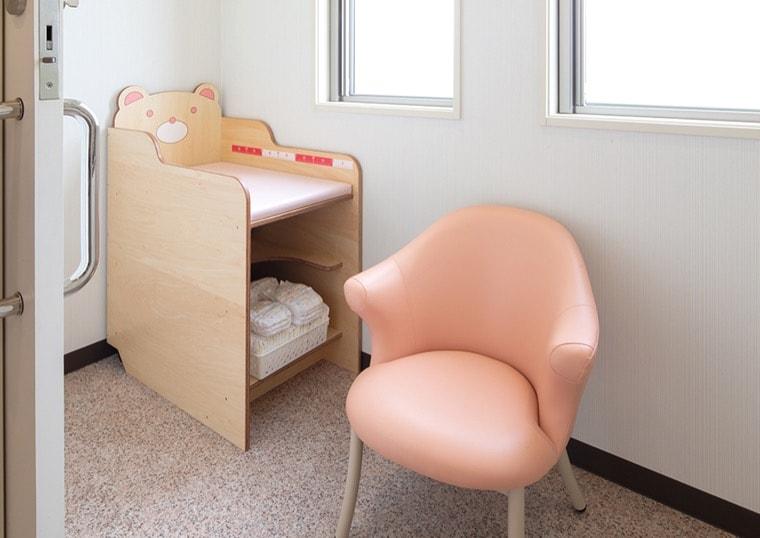 小児科授乳室